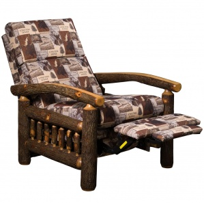 Hickory Amish Recliner