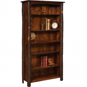 Bearlodge Amish Bookcase