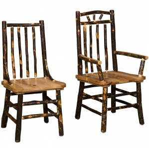 Hickory Amish Dining Chairs