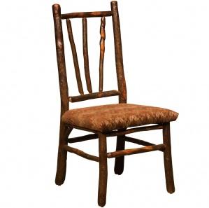 Hickory Wagon Wheel Amish Dining Chairs