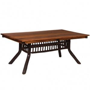 Hickory Lake & Lodge Amish Table