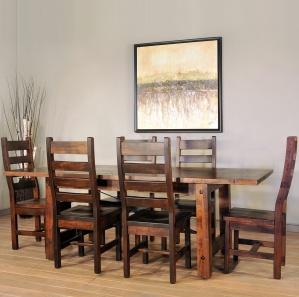 Beam Amish Dining Room Set