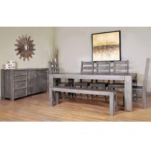 Sequoia Amish Dining Room Set