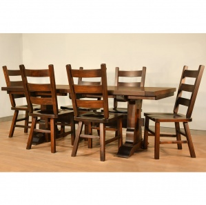 Clock Maker Amish Dining Room Set