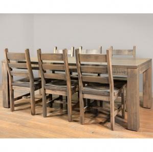 Rustic Heidelberg Amish Dining Room Set
