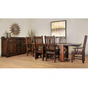 Timber Amish Dining Room Set