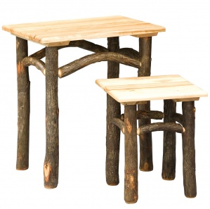 Allegheny Amish Nesting Tables