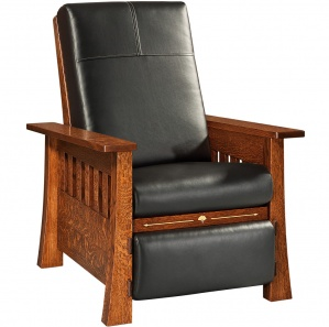 Mesa Recliner With Inlays