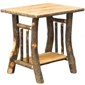 Noble Amish End Table