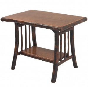 Noble Amish Library Table