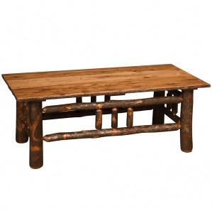 Lumberjack Amish Coffee Table