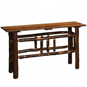 Lumberjack Amish Sofa Table