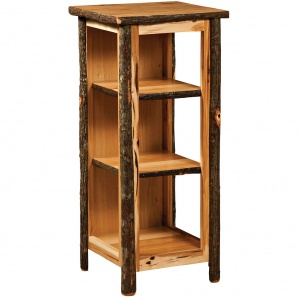 Allegheny Amish Utility Stand with Optional Door