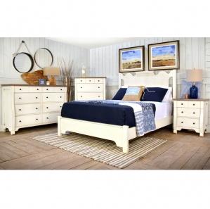 Bellows Amish Bedroom Furniture Set