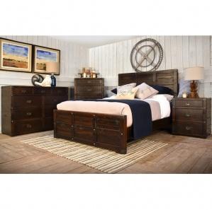 Shore Amish Bedroom Furniture Set