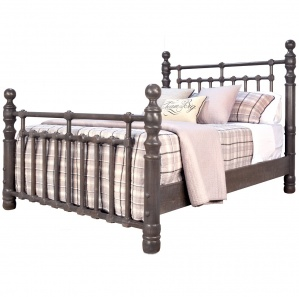Stone Cottage Amish Spindle Bed