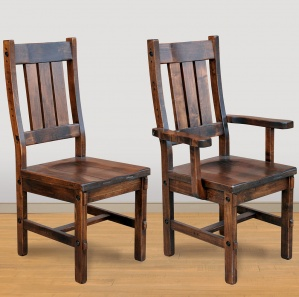 Timber Amish Dining Chairs
