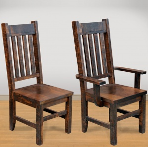 Benchmark Amish Dining Chairs