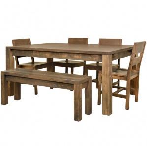 Chaparral Amish Dining Room Set
