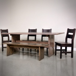 Delta Amish Dining Room Set