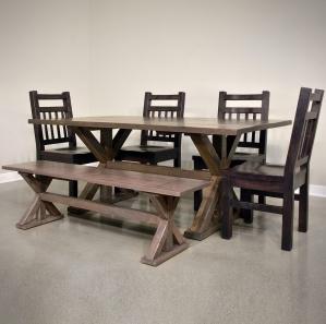 Truss Amish Dining Room Set