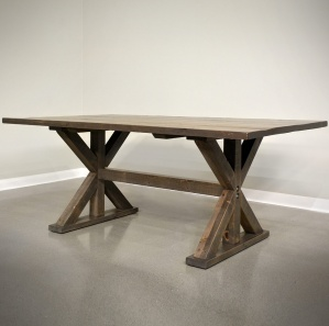 Truss Amish Dining Table