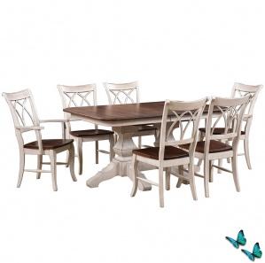 Kingston Amish Dining Table Set