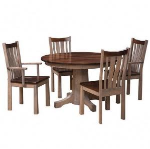 Westcroft Amish Dining Table Set
