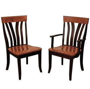 Lennox Amish Dining Chairs