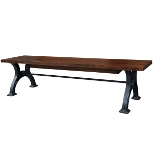 Industrial Amish Bench