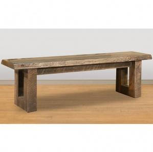 Modelli Live Edge Amish Bench