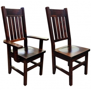 Bracebridge Amish Dining Chairs