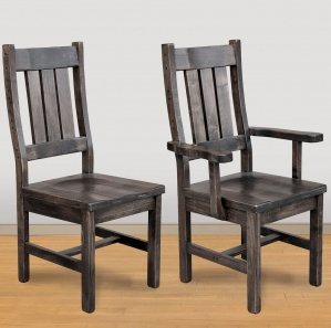 Ranch Amish Dining Chairs