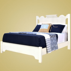 Bellows Amish Bed