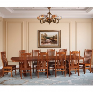 Copper Canyon Amish Dining Room Set