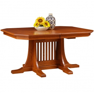Lincoln Amish Dining Table