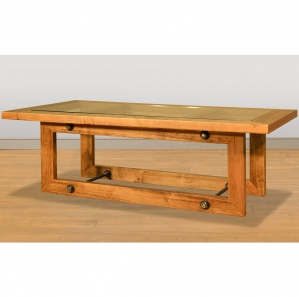 Brick Maker Amish Coffee Table