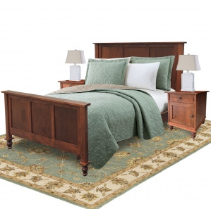 Rockwell Amish Bed