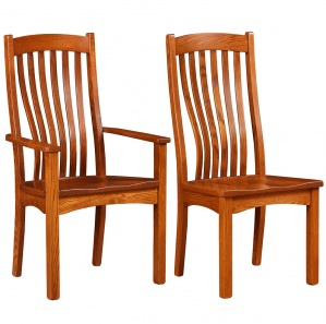 Lincoln Amish Dining Chairs