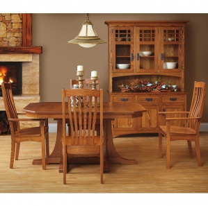 Lincoln Amish Dining Room Set