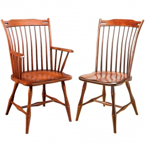 Cleveland Amish Dining Chairs