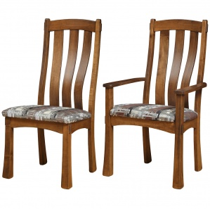 Grant Amish Dining Chairs