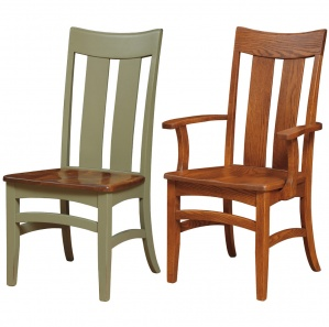 Galveston Amish Dining Chairs