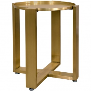 Rondo Amish Occasional Table