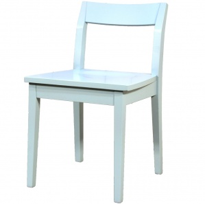 Angle Back Amish Dining Chairs
