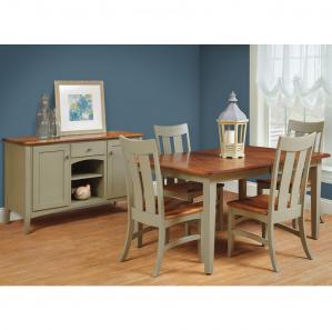 Galveston Amish Dining Room Set