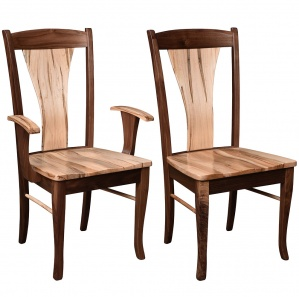 Buckingham Amish Dining Chairs