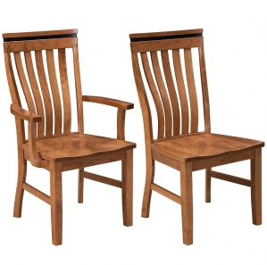 Richmond Amish Dining Chairs