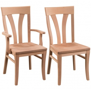 Susan Amish Dining Chairs