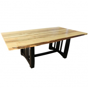 Boulder Creek Ambrosia Maple Top Dining Table